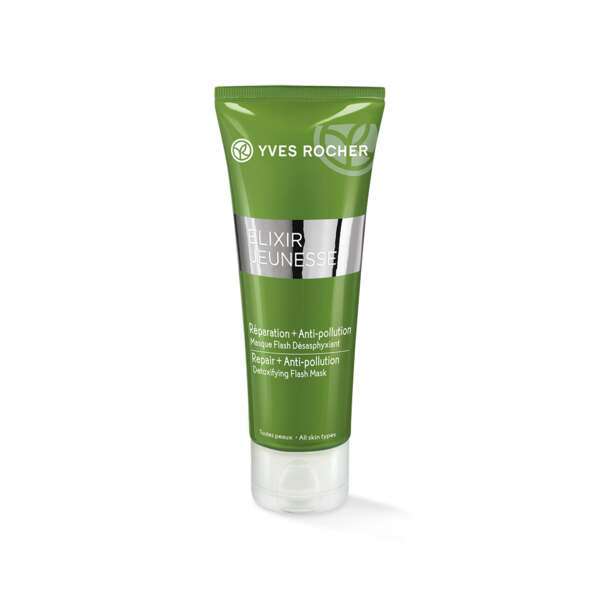 Mascarilla Flash Oxigenante de Yves Rocher