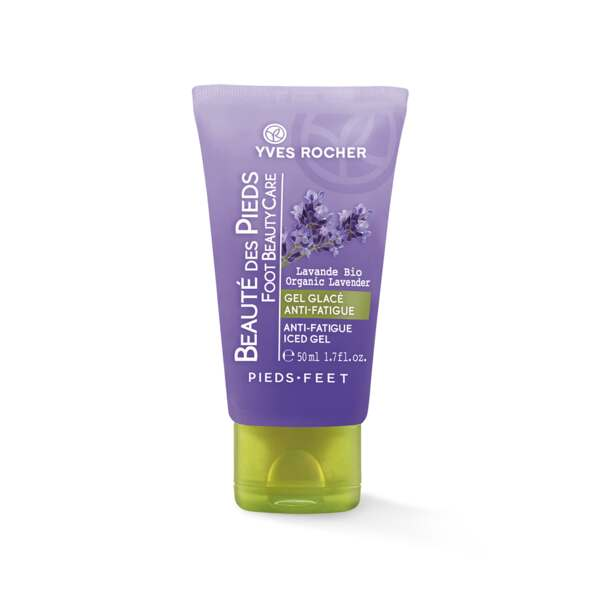 Gel frío anti-fatiga