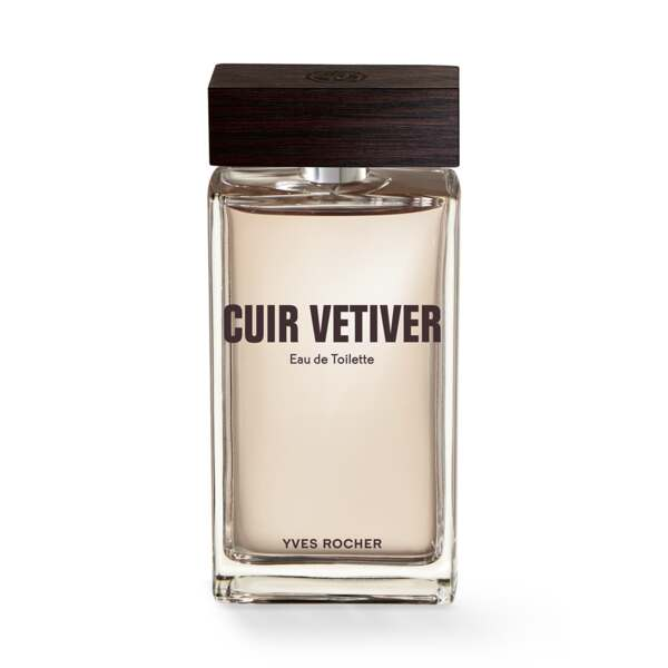 Eau de Toilette Cuir Vetiver 100 ml