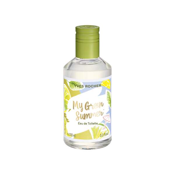 Eau de Toilette My Green Summer