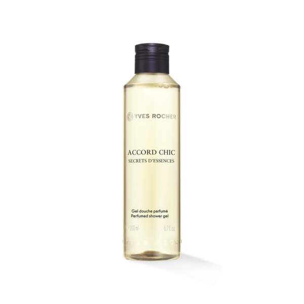 Gel de Ducha Perfumado Accord Chic