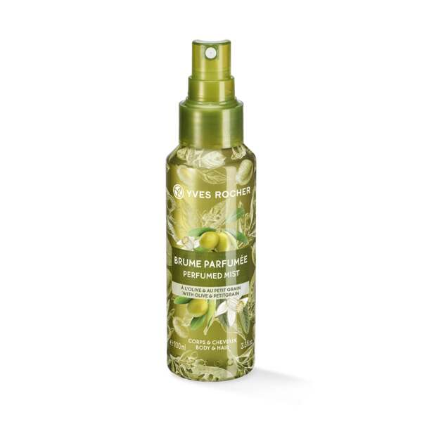 Body and Hair Mist perfume Oliva y Naranjo Amargo