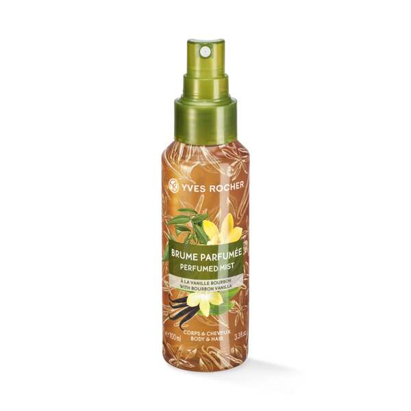 Body and Hair Mist perfume Vainilla