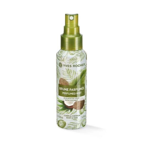 Body and Hair Mist perfume Coco