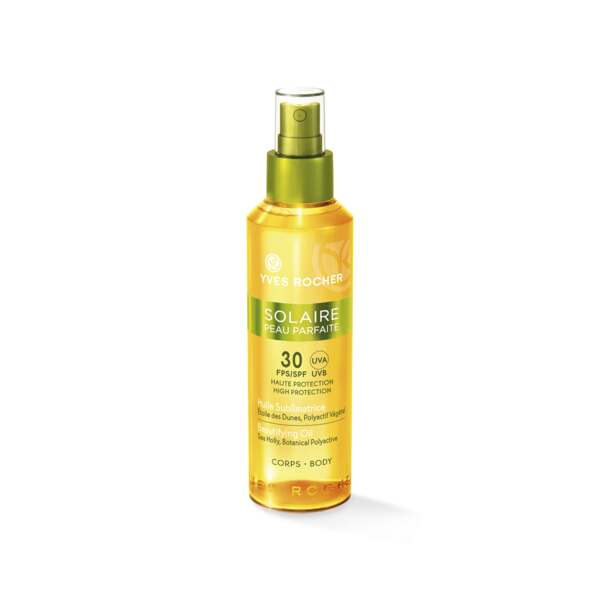 Aceite Solar Sublime FPS30
