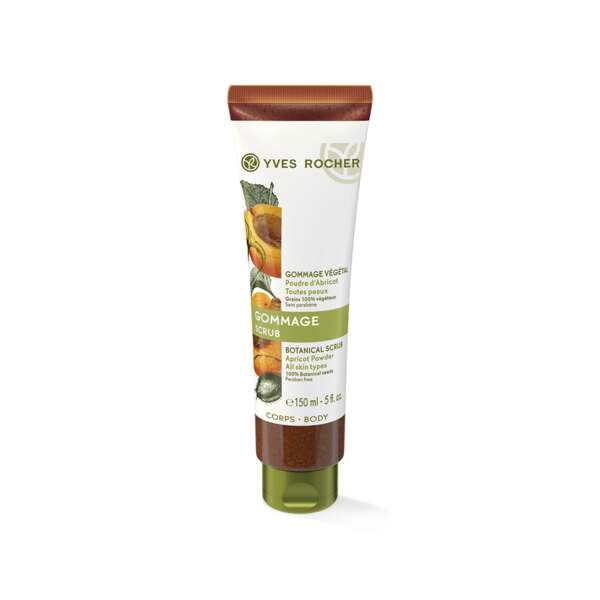Exfoliante Vegetal de Albaricoque