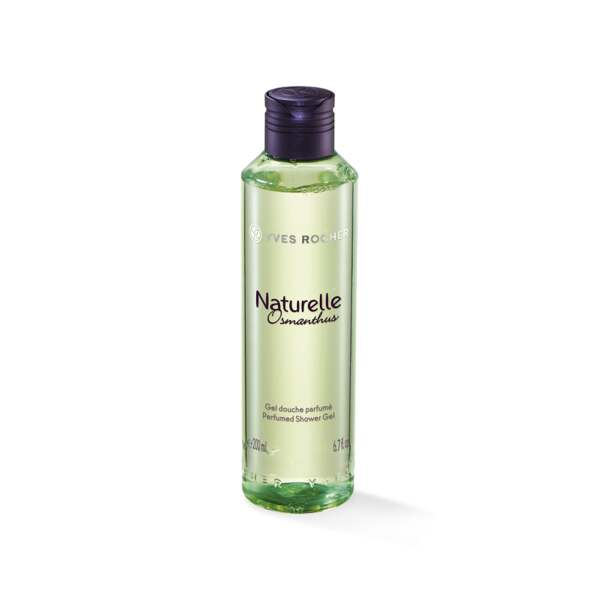 Gel de Ducha Naturelle Osmanthus