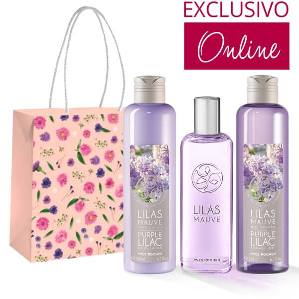 Kit Lilas Malva