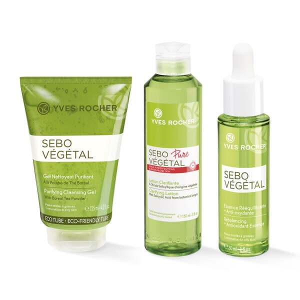 Kit Piel Mixta Sebo Vegetal